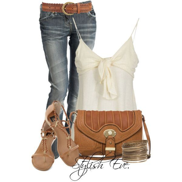 Outfits 2013 Casual Summer Tops for Women | Stylish eve ...