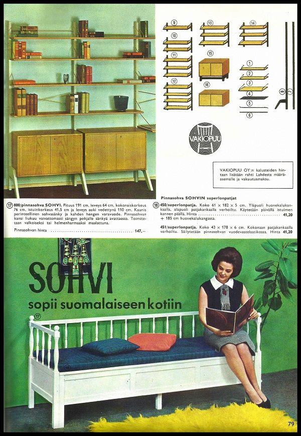Pupuleipomo: Kodin kuvasto 1960