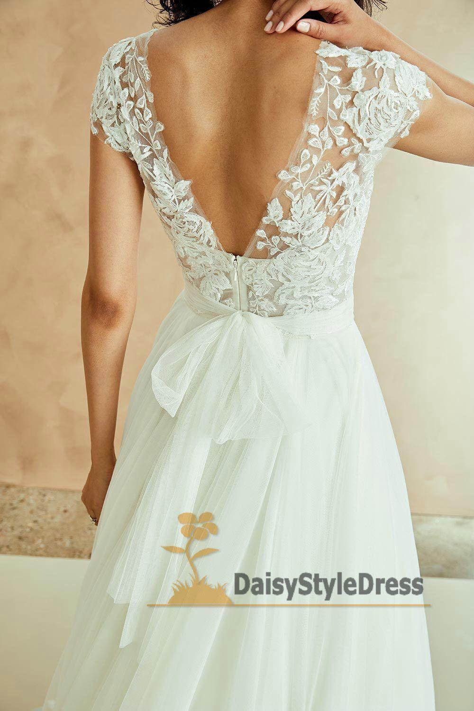 31+ Short sleeve lace wedding dress ideas ideas in 2021