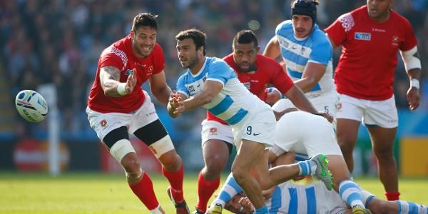 Arg Los Pumas V Tga Rugby World Cup 2015 Rugby World Cup Rugby Rugby Players