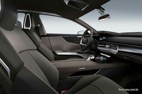 Interior Audi A9 prologue avant | carros | Pinterest