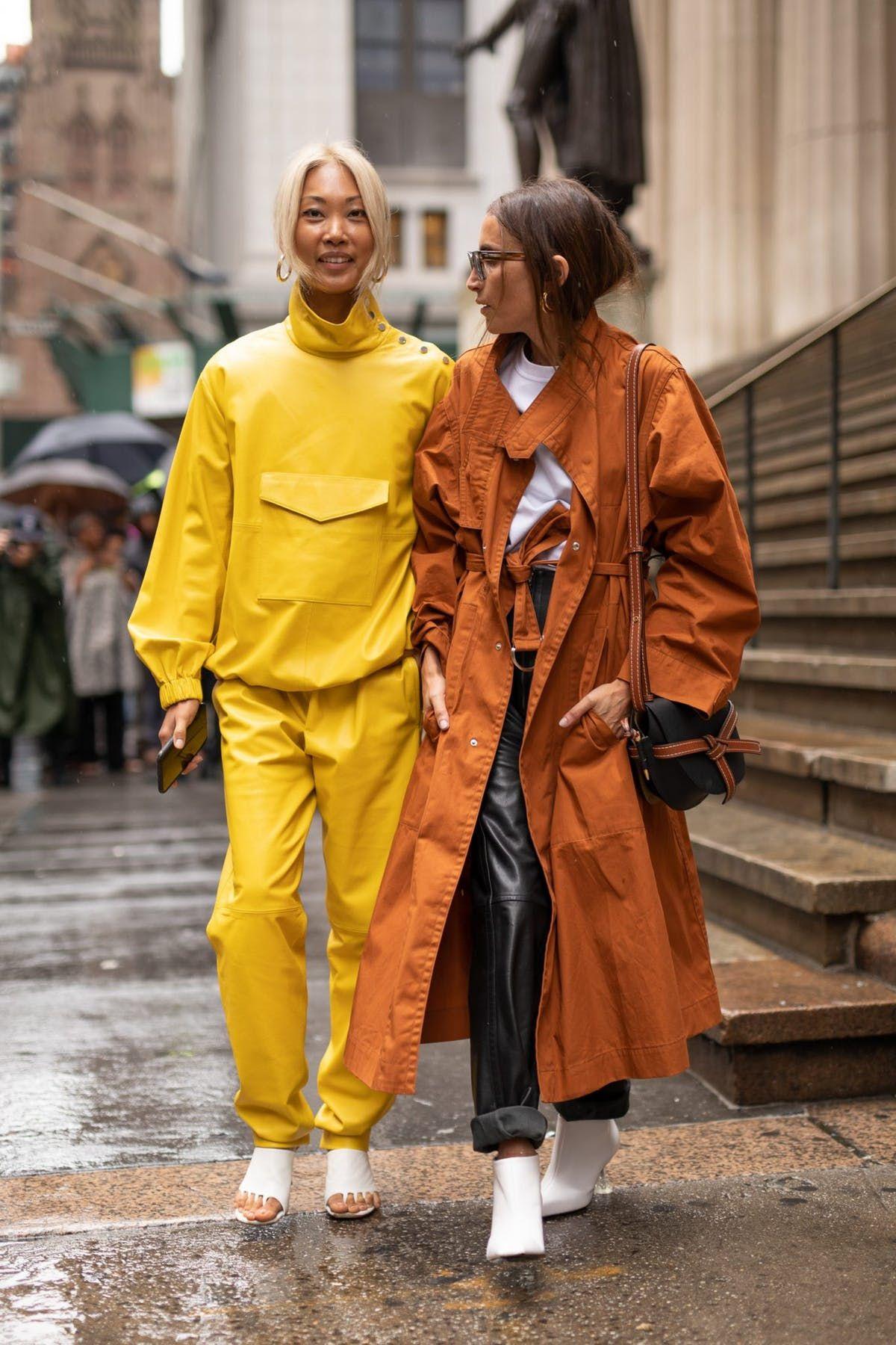 New York Fashion Week: the best street style momen