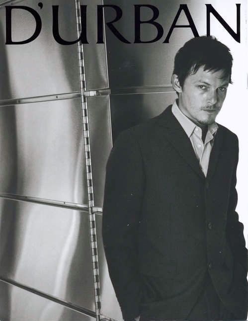 Norman Reedus Models For D'URBAN | Model | Pinterest ...