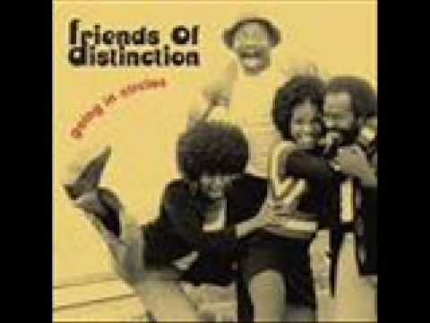 Going in Circles: Friends of Distinction