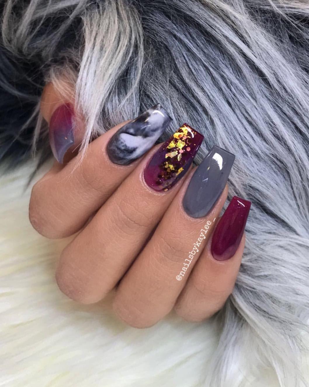 Klicensed nail technician nailsbykaylee_ instagram