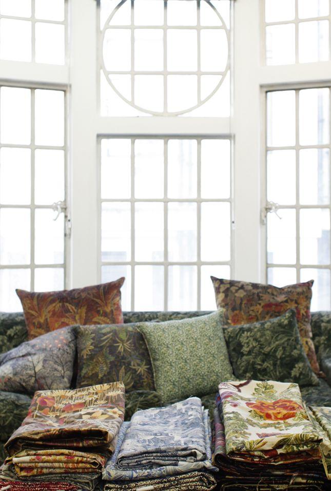 Happy Interior Blog: Liberty's Secret Garden