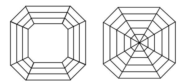 Asscher Cut Diamond Diagram Jewelry Pinterest Asscher Cut
