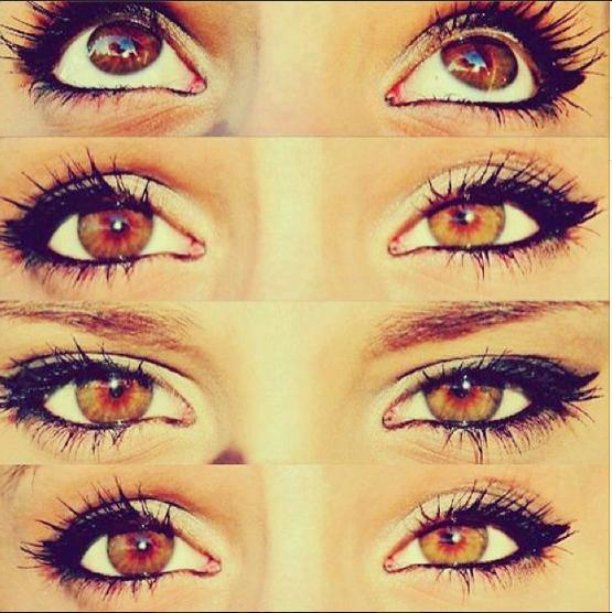 Pin By Kim Jonglįbiama On Maḳ E U P Pretty Eyes Aesthetic Eyes Beautiful Eyes