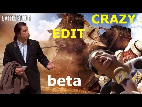 CRAZIEST EDITED Gameplay ever [Battlefield 1 BETA]