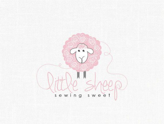 14a5a6e38e0ec Sheep logo Kids Logo Fashion Logo Clothes Logo   L O G O   Sheep ...