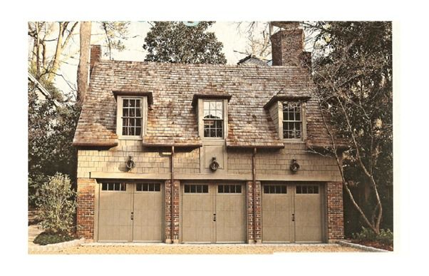 Dream Home Tracery Interiors Garage Guest House Carriage House Plans Architecture Exterior