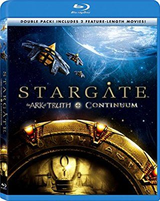 Stargate - Ark of Truth / Continuum [Blu-ray]