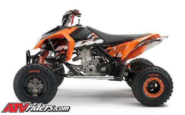 Ktm Introduces 450sx Atv 505sx Motocross Atvs Ktm Atv Motocross Atv Quads