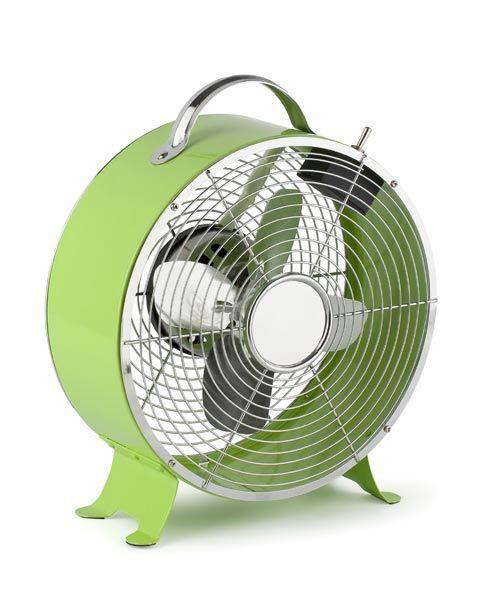 Faro Triton 31016 Ventilatore Da Tavolo Verde 39 00 Green Roof Retro Fan