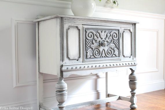 This Is A Stunning Perfectly Imperfect Jacobean Server