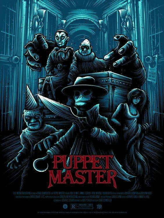 The Puppetmaster films. | Movies & TV Shows | Pinterest | Cine ...