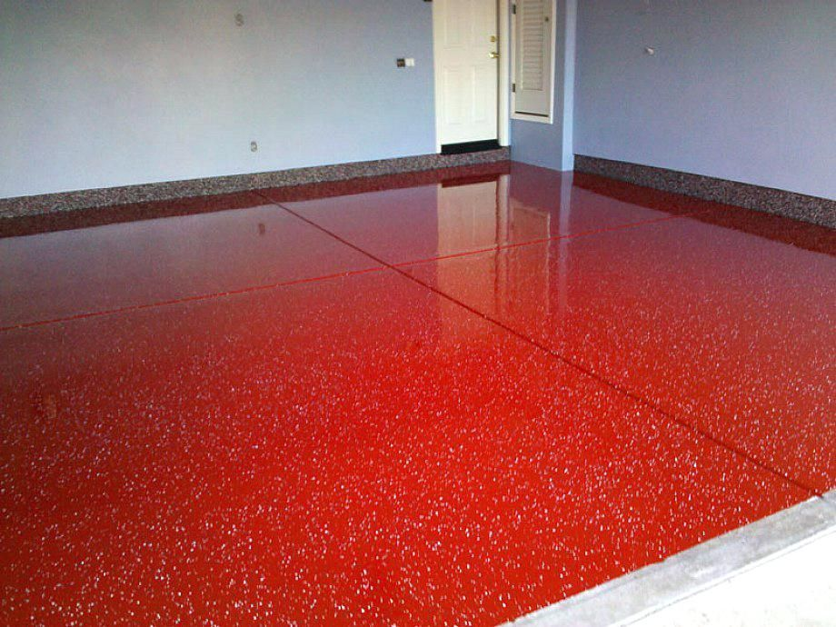 Garage Flooring Paint Red Garage Floor Paint Garage Floor Epoxy