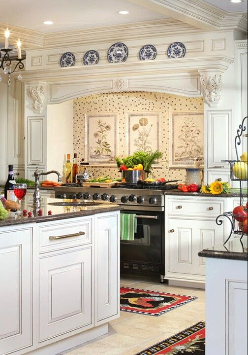 Pretty White Kitchen ~rwf Kitchen Venues in 2018 Pinterest