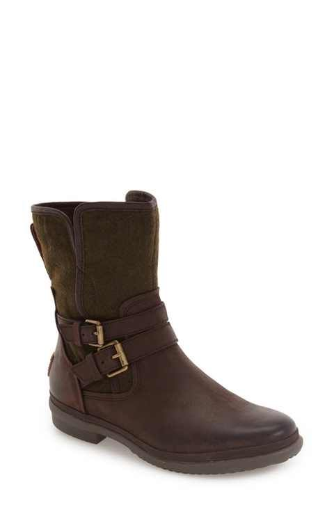 UGG® 'Simmens' Waterproof Leather Boot (Women)