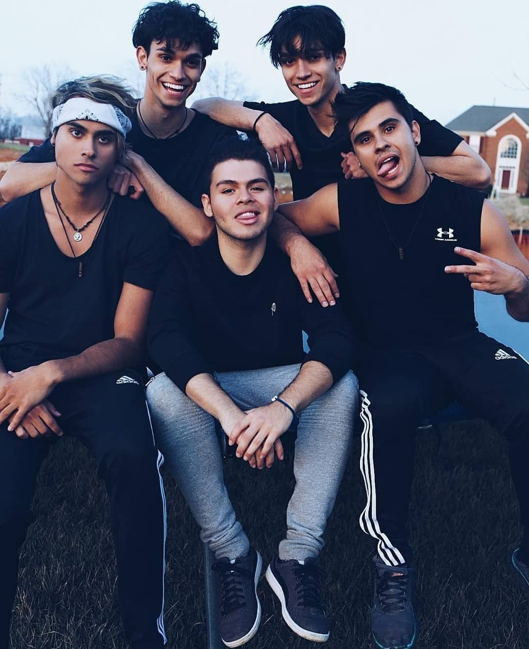 THE DOBRE BROTHERS PHOTO WHITE T-SHIRT CHILD ADULT TOP TEE COMEDY VLOGGERS