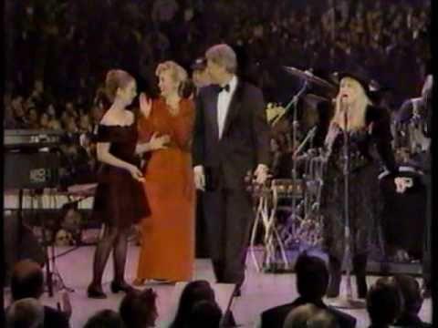 Flashback Fleetwood Mac Reunite in 1993 Fleetwood mac