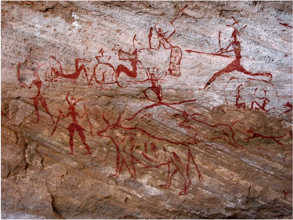 Caveman Paintings France : History of animation cave paintings paradox