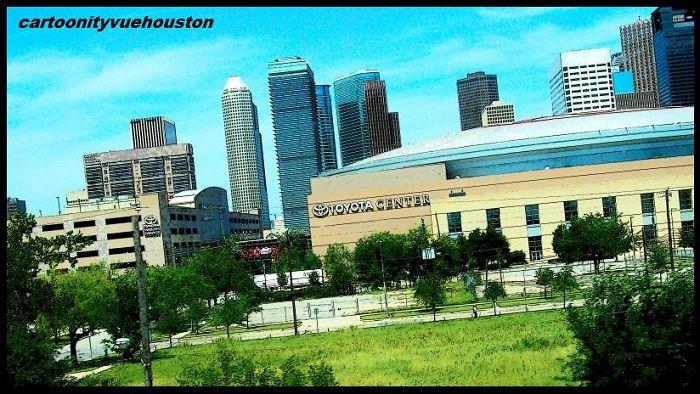 Toyota Center Houston S Downtown Arena Toyota Center Downtown Houston Downtown