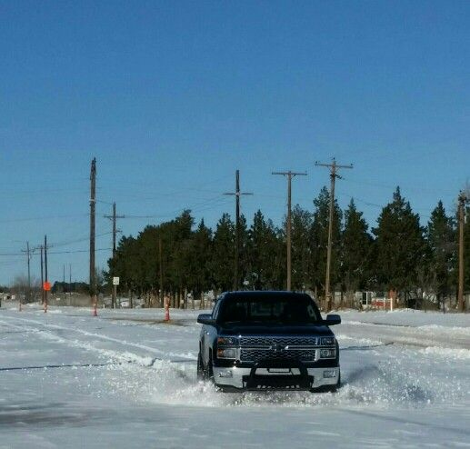 West Texas Blizzard 2015 Chevy Silverado Chevy Silverado