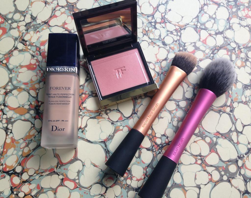 Real Techniques Expert Face Blush Brush Beauty Review Haus Selber Bauen Kuche Obi Reparatur