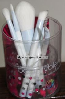 Beautyblender Detailers makeup brushes review, usage and photos - best brushes ever via @Renu MyBeautyJunction