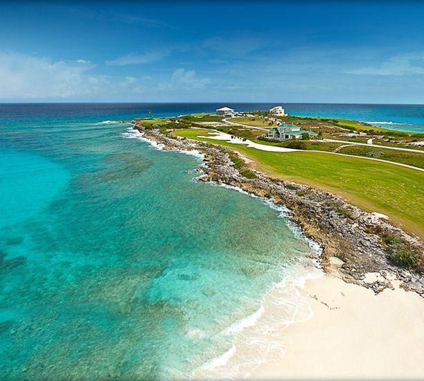 Great Exuma, Bahamas Beautiful Golf