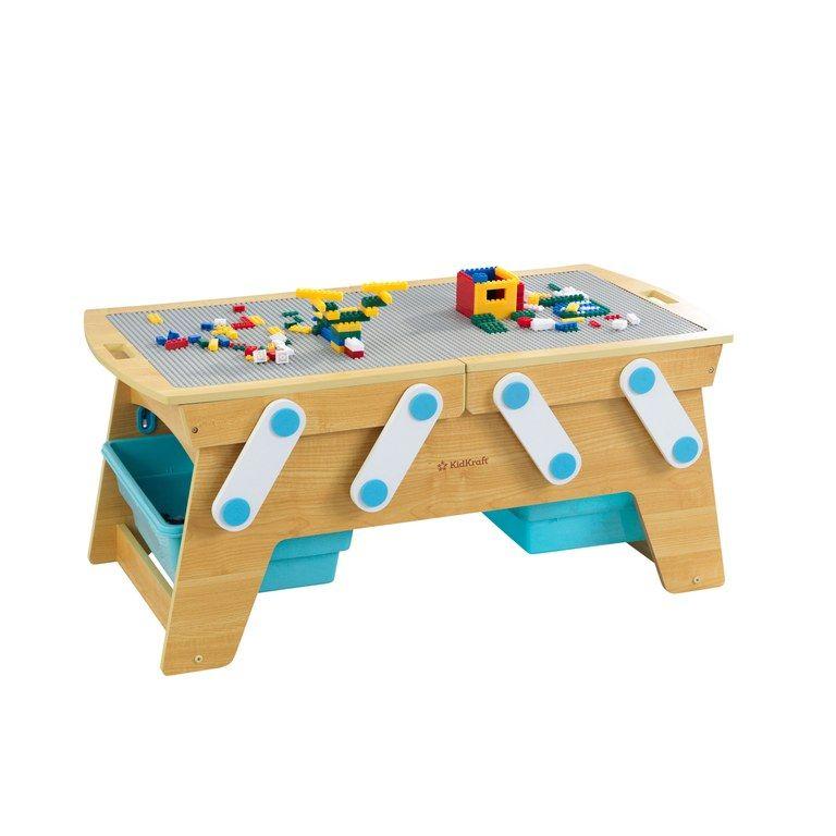 Images De Table De Jeux De Construction Speciale Briques Table De Jeux Table Artisanale Jouet Eveil Bebe