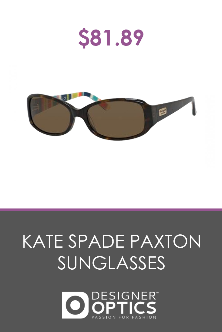9c59ea699d29f  81.89 Rectangle-shaped frames like this Kate Spade pair of sunglasses  brings out the best