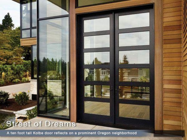 Exceptional doors and windows custom-built by Kolbe of vinyl, wood, or wood with aluminum clad - Kolbe Windows & Doors