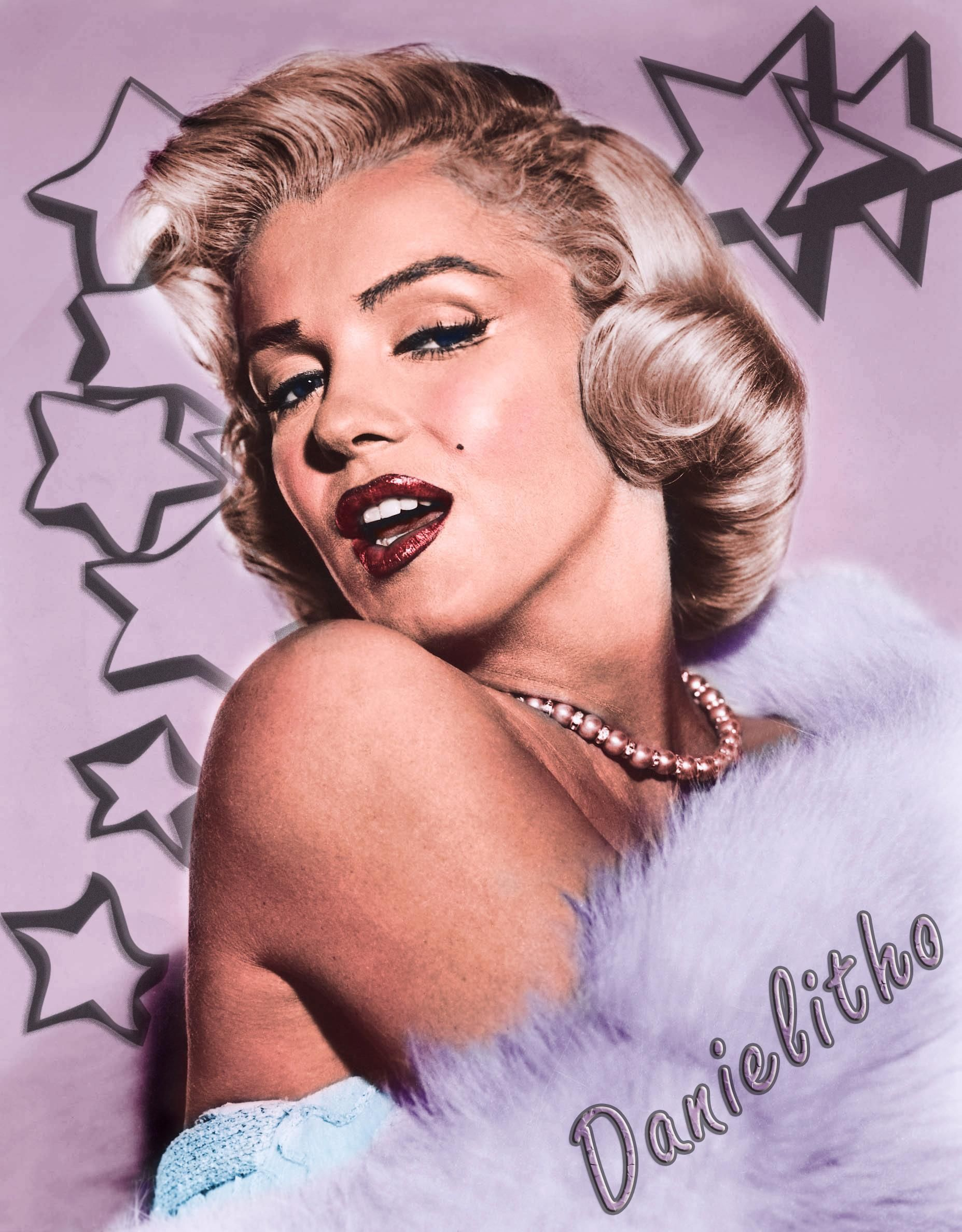 Marilyn Monroe Photoshop | Photoshop Color | Pinterest