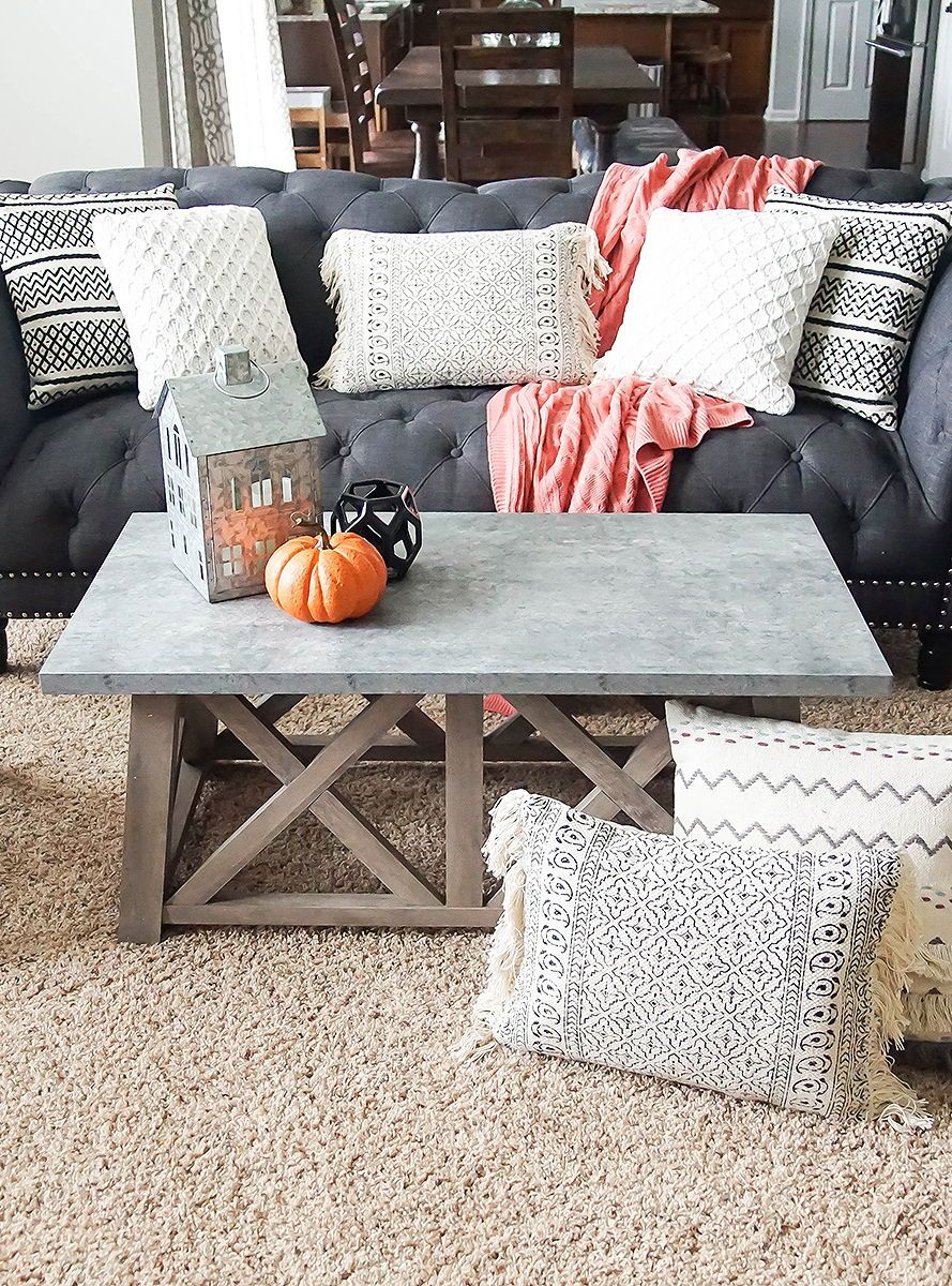 Via Simply Designing Fall Livingroom Better Homes And