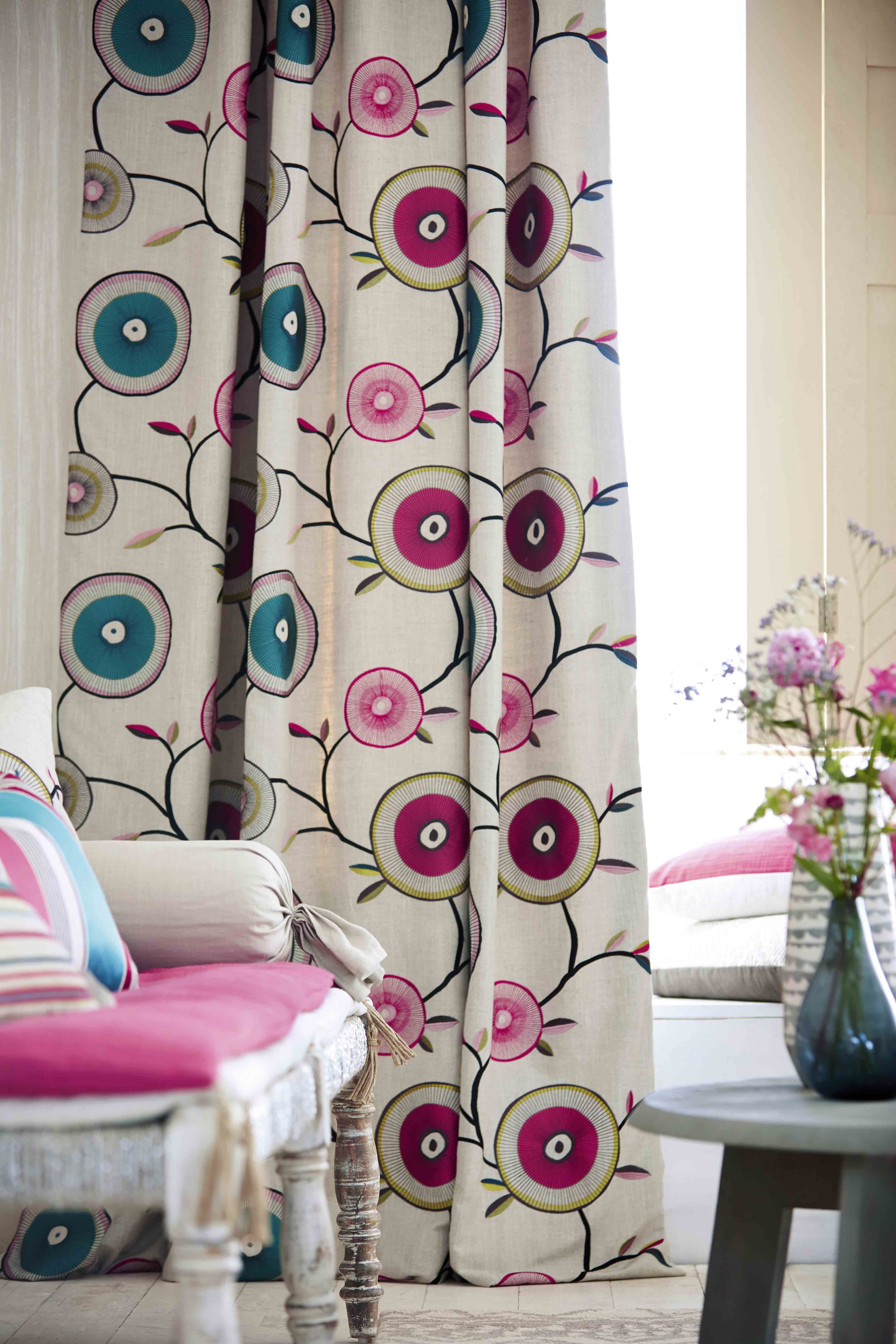 Artisan Embroideries Collection By Harlequin Interiordesign