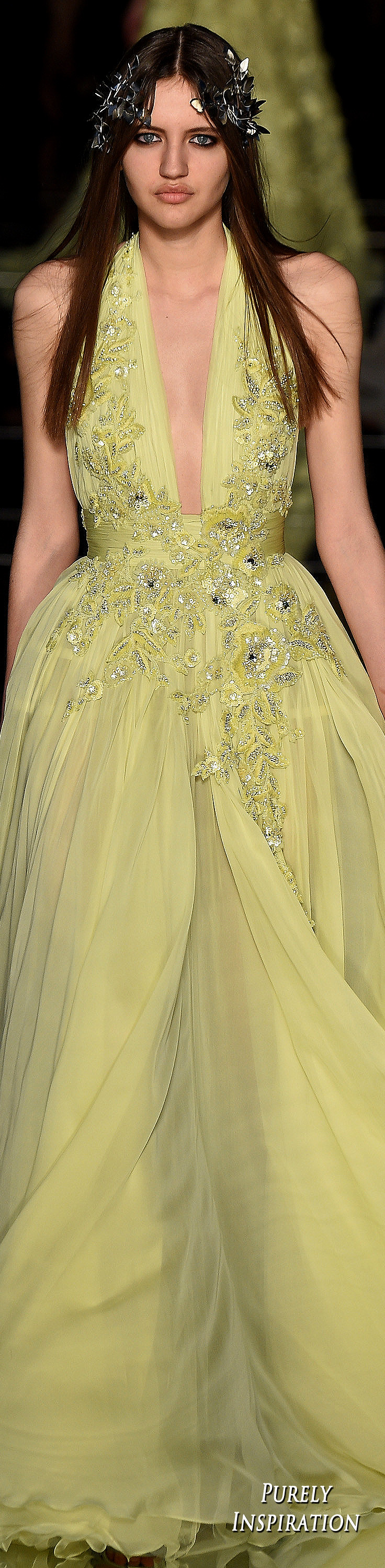 Zuhair Murad Spring 2016 Haute Couture | Purely Inspiration