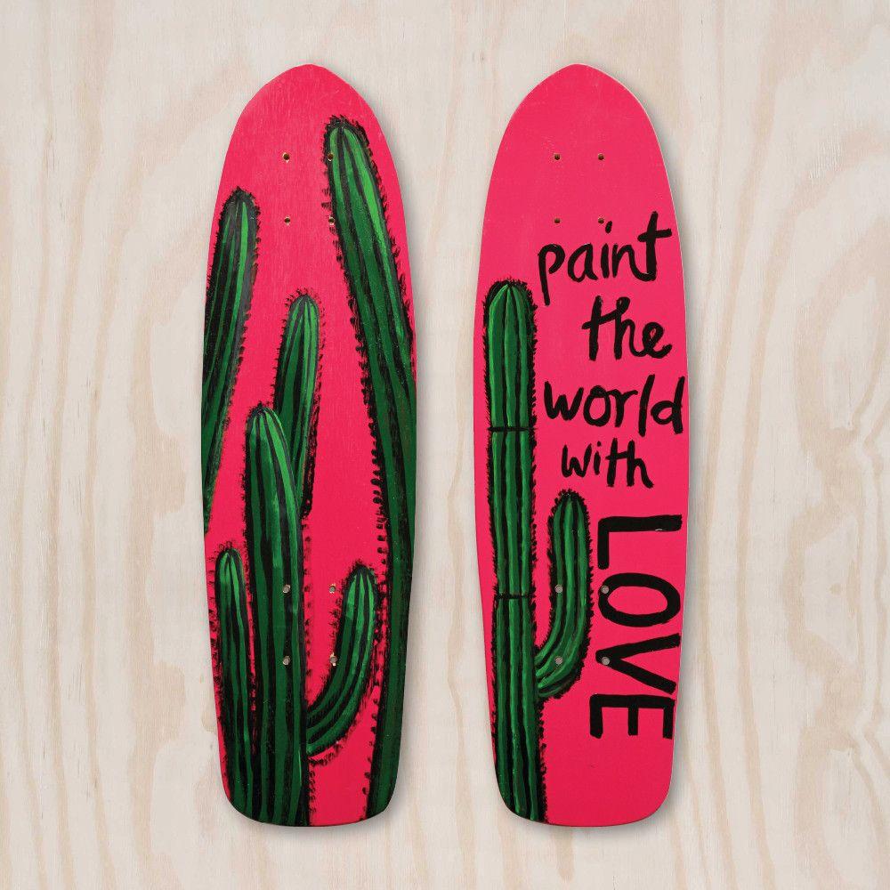 Àmes Collective Pink Cactus Soul Deck