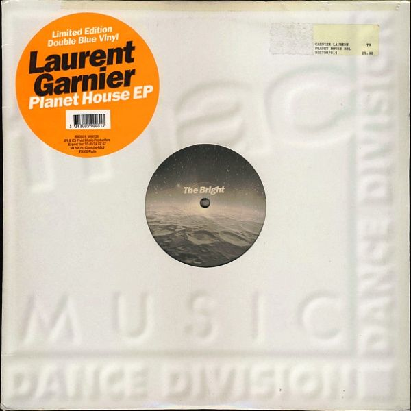 Laurent Garnier Records Lps Vinyl And Cds Musicstack Musique Electronique Musique Electronique