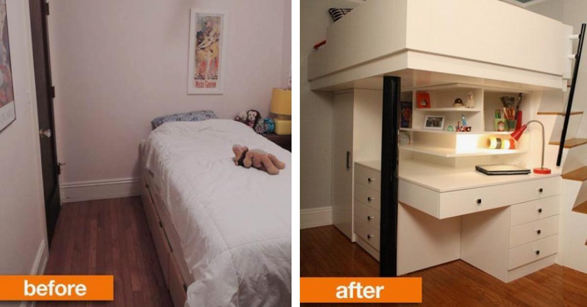 Grosse Ideen Fur Kleine Raume Kleines Schlafzimmer Einrichten