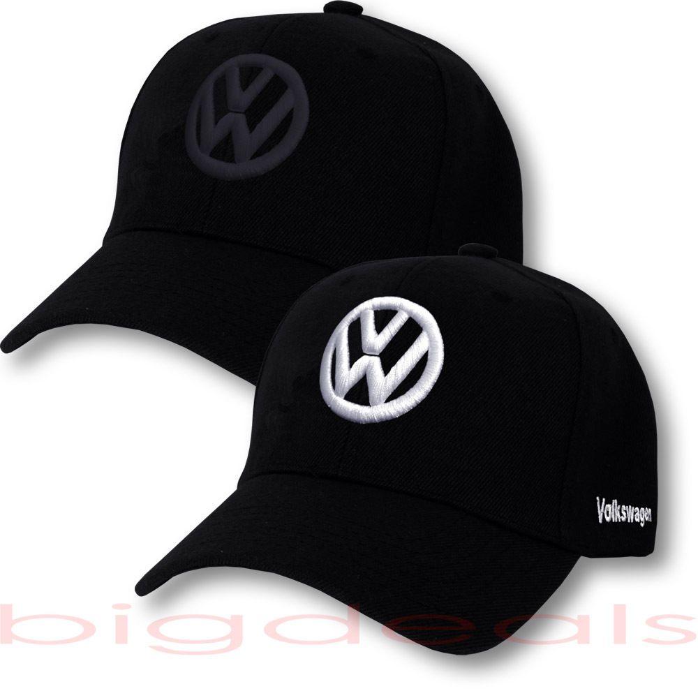 Vw Volkswagen Logo Cap Gti R32 Golf R Beetle Jetta Emblem Embroidered Hat  Vocho be384a421af