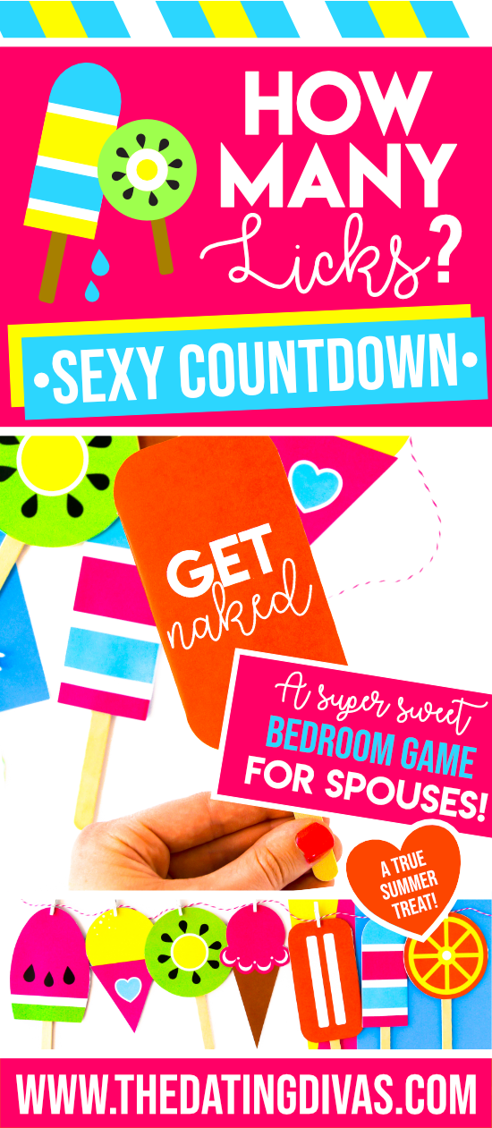 How many licks dirty game from cute ideas dating - Spicing up the bedroom for married couples ...