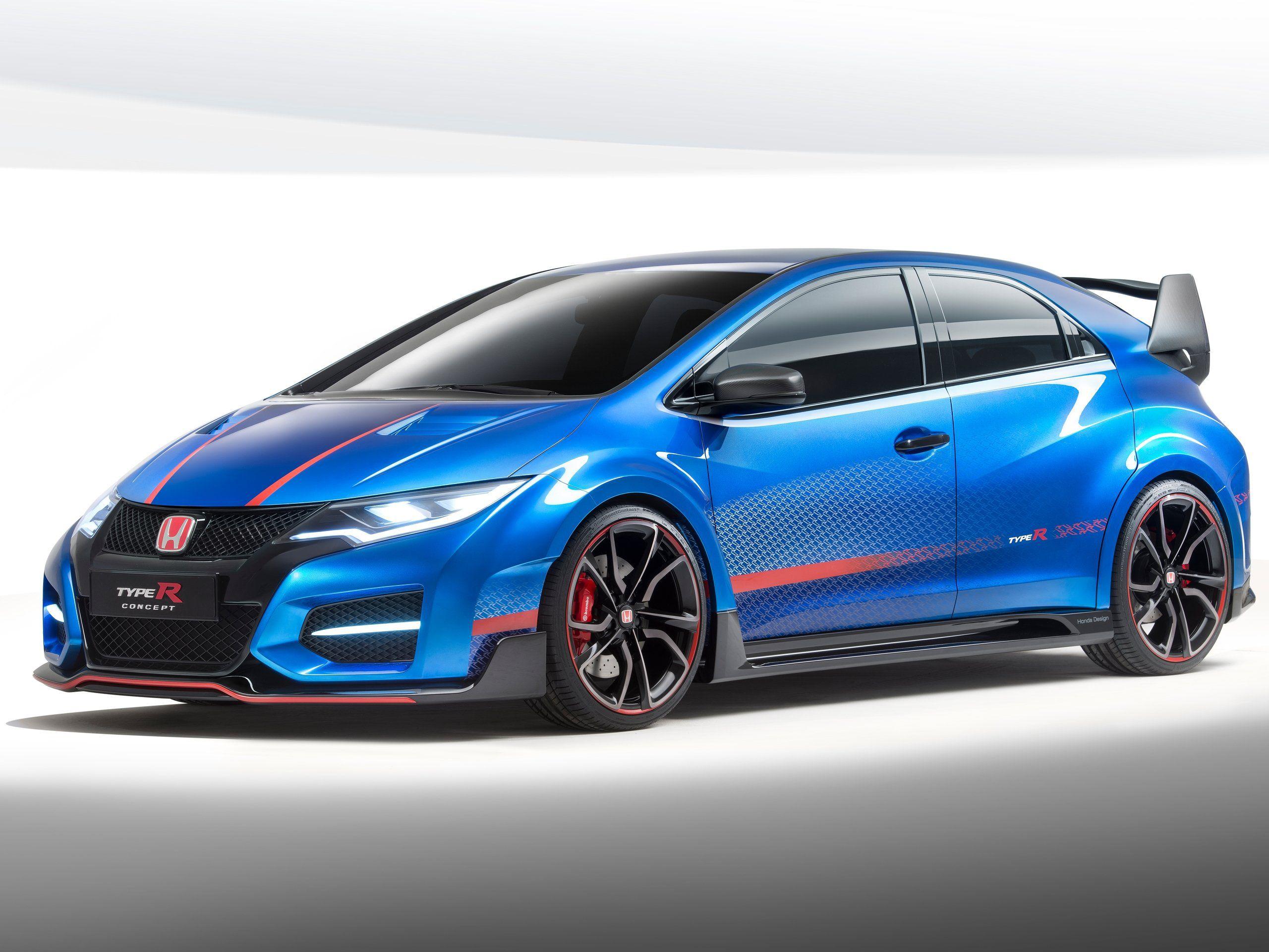 Honda Civic Type R 2015 Wallpaper Хонда сивик, Суперкары