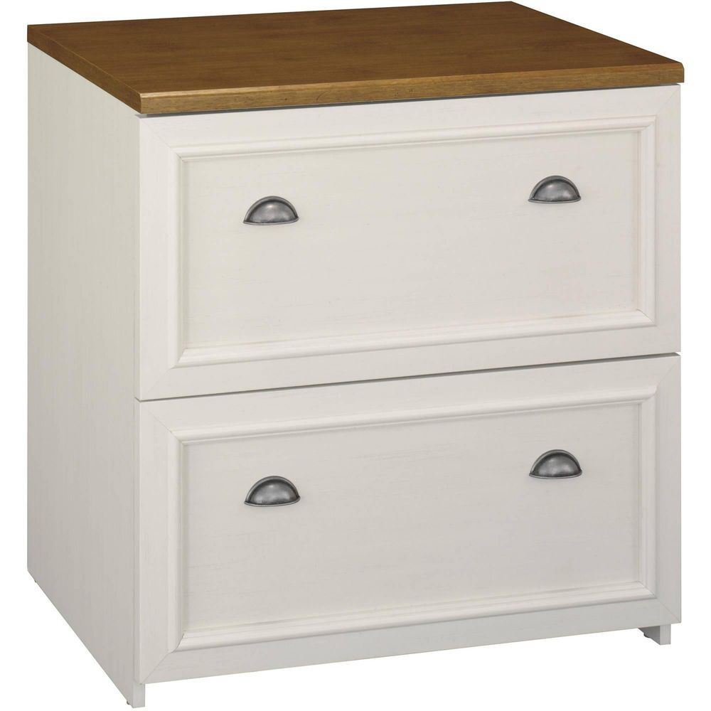 Filing Cabinets For Home Office File Cabinet Lateral 2 Drawer Wood Furniture Rails Vintage Home