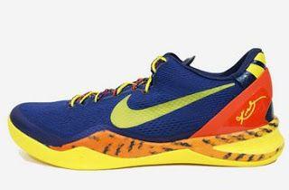 5bae7300454cc Nike Kobe 8 VIII Royal Yellow Sneaker (New Images)