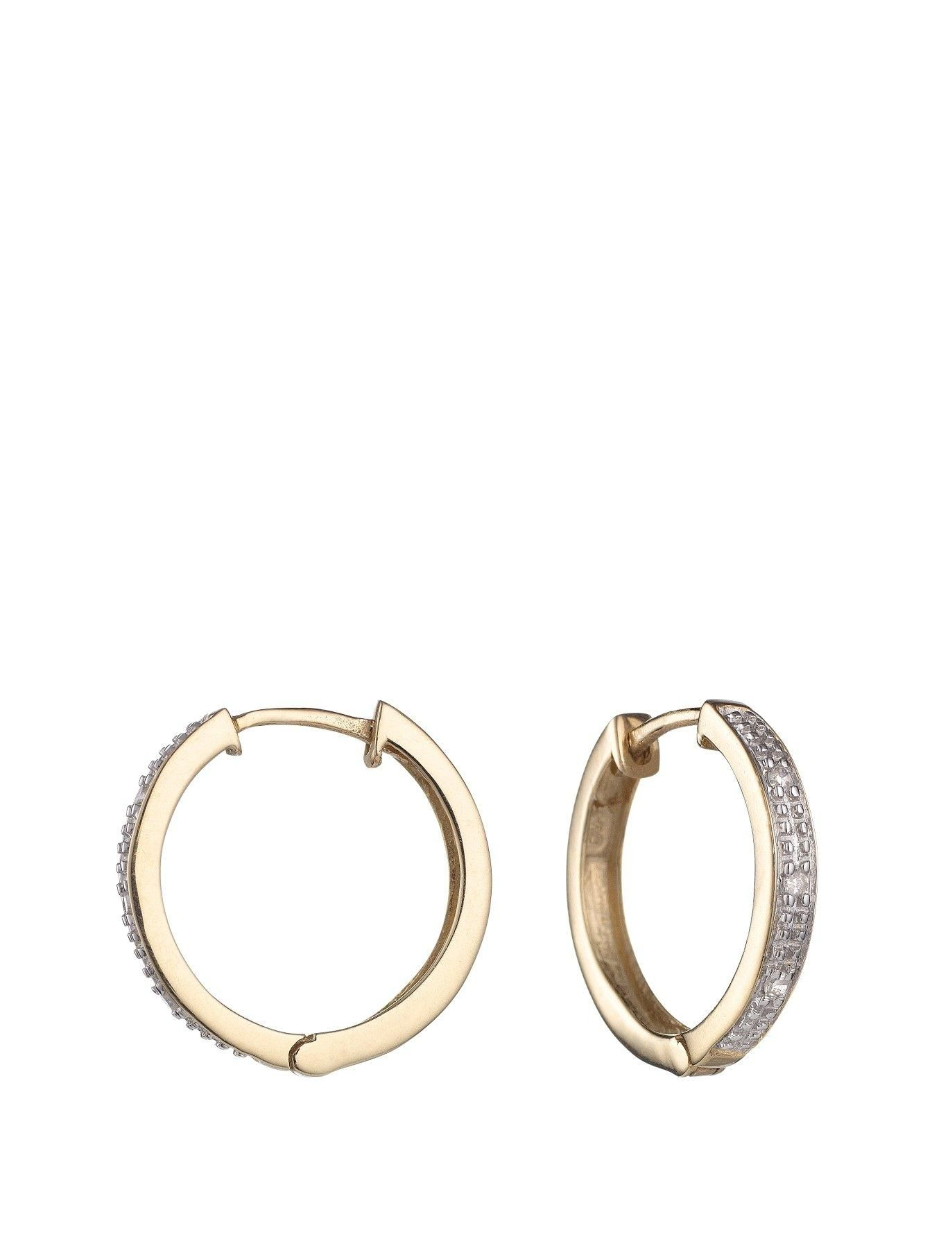 Ladies Earrings Small Huggie Ear Hoops Set Stylish Punk Style Jewelry Gifts KI