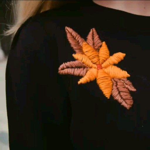 Photo of Aprenda a fazer bordado passo a passo. creative embroidery art