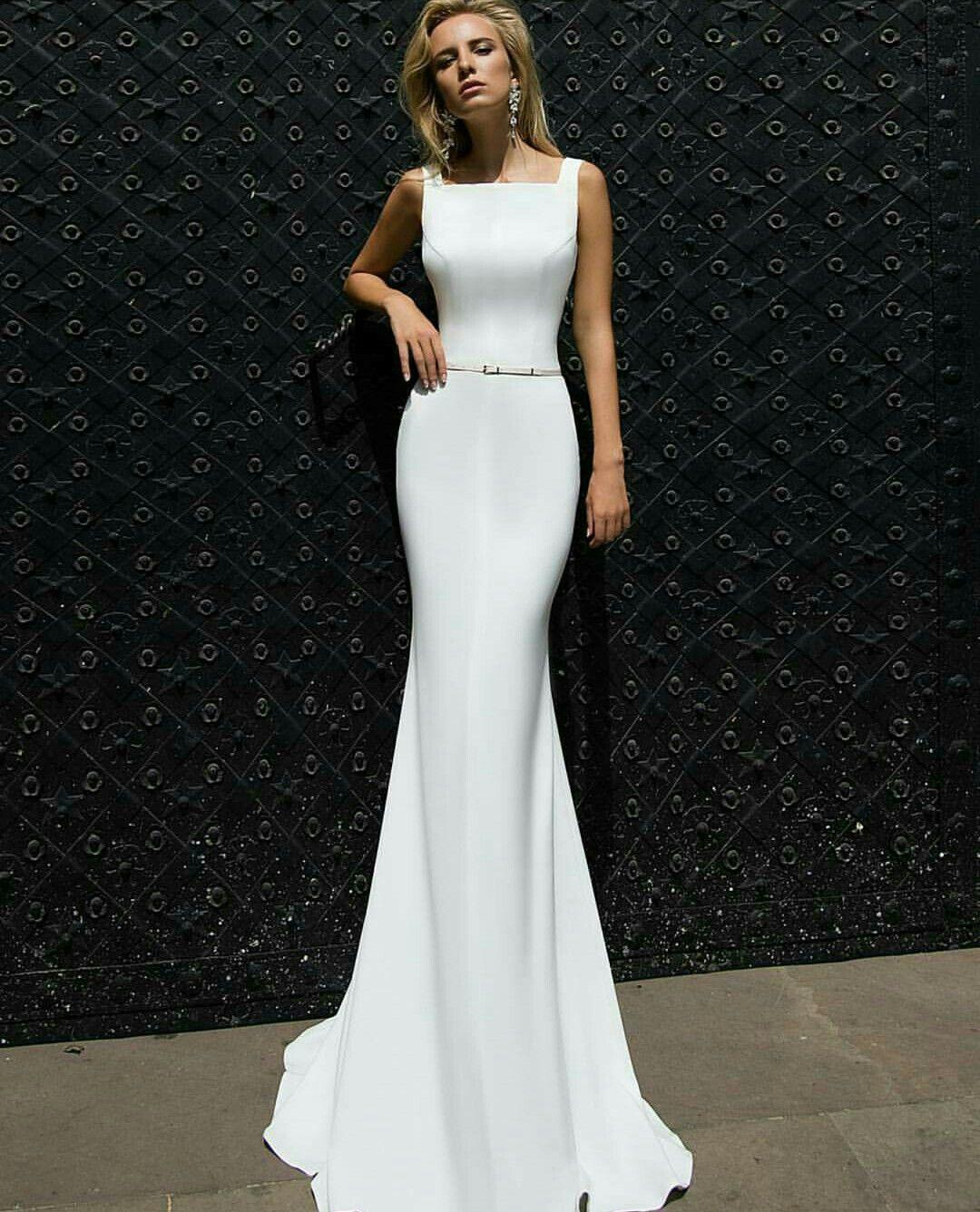 2f59fbbb564 simple wedding dress elegant. simple wedding dress elegant White ...