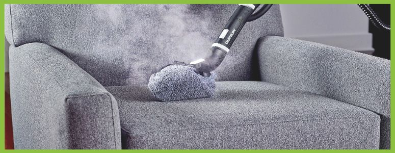 How to steam clean a sofa Cleaning upholstery, Steam
